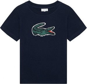 Koszulka dziecięca Lacoste dla chłopców