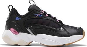 Buty sportowe Reebok na platformie sznurowane