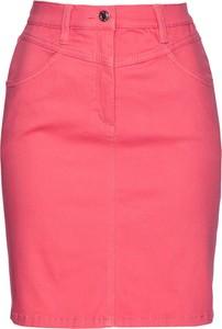 Spódnica bonprix bpc selection w stylu casual