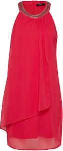 Sukienka S.Oliver BLACK LABEL z szyfonu