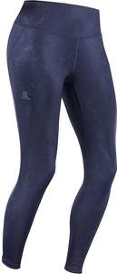 Niebieskie spodnie Salomon