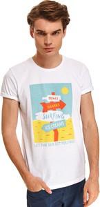 T-shirt Top Secret z krótkim rękawem