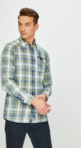1abbc36afe22c koszule męskie jeans - stylowo i modnie z Allani