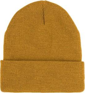 Żółta czapka Em Men`s Accessories