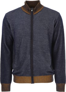 Sweter Trussardi w stylu casual z wełny
