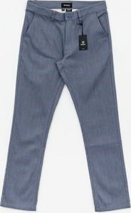 Niebieskie spodnie Brixton