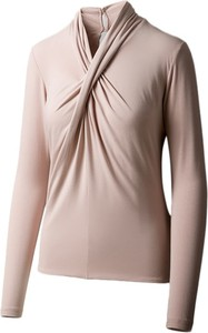 Bluzka RISK made in warsaw z długim rękawem w stylu casual