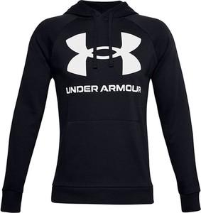 Czarna bluza Under Armour w młodzieżowym stylu