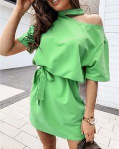 Sukienka Kendallme mini w stylu casual