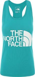 Bluzka The North Face w młodzieżowym stylu