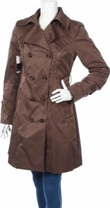 Brązowy płaszcz Multiples w stylu casual