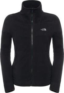 Czarna bluza The North Face w młodzieżowym stylu