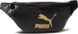 Czarna saszetka Puma