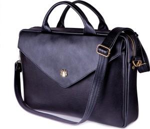 42770c7ae078f skórzana torba na laptopa damska - stylowo i modnie z Allani