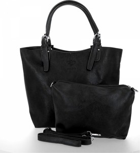 Torebka Bee Bag na ramię duża w stylu glamour