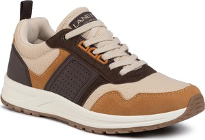 Sneakersy LANETTI - MP07-91232-01 Brown