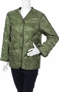 Zielona kurtka EDITED w stylu casual
