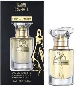 Naomi Campbell, Pret A Porter, woda toaletowa w sprayu, 15 ml