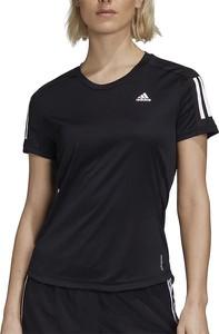 T-shirt Adidas z okrągłym dekoltem z krótkim rękawem