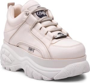 Buty sportowe Buffalo w sportowym stylu na platformie