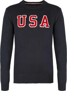 Sweter ubierzsie.com w młodzieżowym stylu