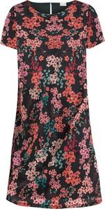 Sukienka bonprix z krótkim rękawem mini