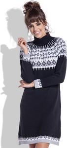 Sweter TAGLESS w stylu skandynawskim