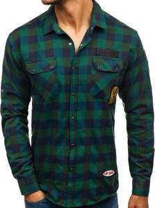 Zielona koszula Denley