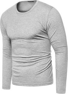 Koszulka z długim rękawem risardi w stylu casual