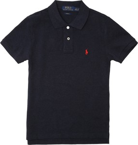 Granatowa koszulka dziecięca POLO RALPH LAUREN