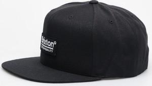 Granatowa czapka Brixton