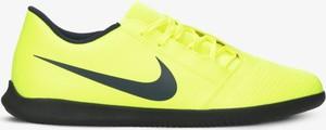 Zielone buty sportowe Nike sznurowane