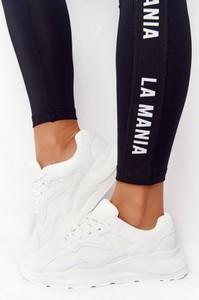 Buty sportowe Fb2 z płaską podeszwą ze skóry