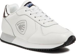 Buty sportowe dziecięce Blauer Usa sznurowane