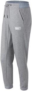 Spodnie sportowe New Balance z dresówki w street stylu