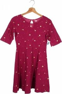 Czerwona sukienka dziewczęca Old Navy