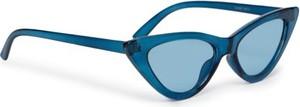 Niebieskie okulary damskie DeeZee