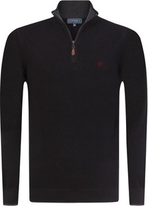 Czarny sweter Sir Raymond Tailor w stylu casual
