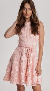 Sukienka Renee z okrągłym dekoltem bez rękawów