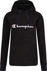 Czarna bluza Champion w stylu casual