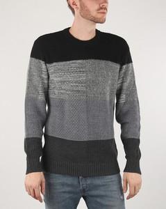 Czarny sweter Diesel