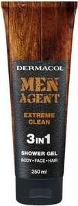 Dermacol Men Agent 3in1 Extreme Clean Shower Gel żel pod prysznic 250ml