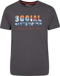 T-shirt Mountain Warehouse w młodzieżowym stylu z krótkim rękawem