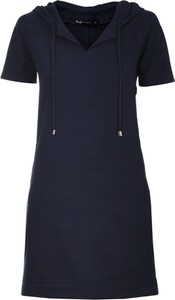 Sukienka Niren z krótkim rękawem z dekoltem w kształcie litery v