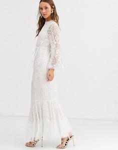 Sukienka Needle & Thread z długim rękawem