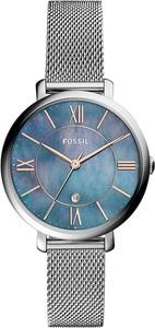 Zegarek FOSSIL - Jacqueline ES4322 Silver/Silver