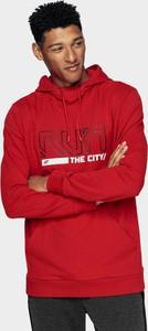Bluza 4F w sportowym stylu z bawełny