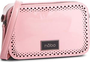 Różowa torebka NOBO na ramię