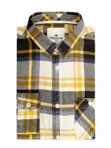 Koszula Tom Tailor z klasycznym kołnierzykiem
