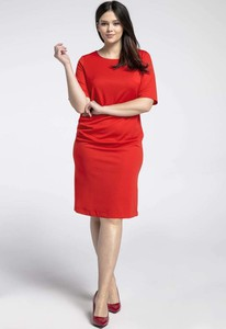 Sukienka Nommo mini z krótkim rękawem